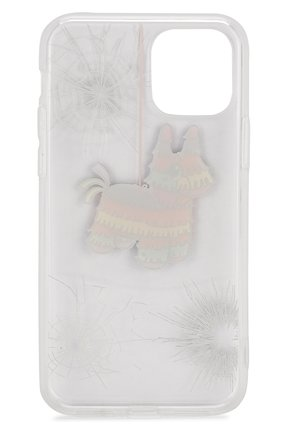 Мужской чехол для iphone 11 pro MISHRABOO прозрачного цвета, арт. Horse 11 Pro | Фото 2