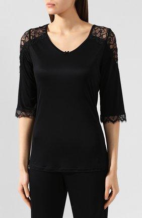 Женская пижама FREE VOOGUE черного цвета, арт. 29303 | Фото 2