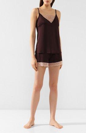 Женская топ MEY коричневого цвета, арт. 45_353_245 | Фото 2