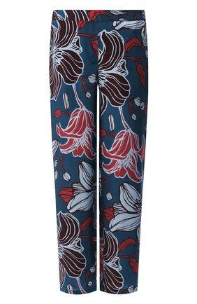 Женские брюки MEY синего цвета, арт. 16_242_310 | Фото 1