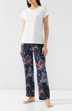 Женские брюки MEY синего цвета, арт. 16_242_310 | Фото 2