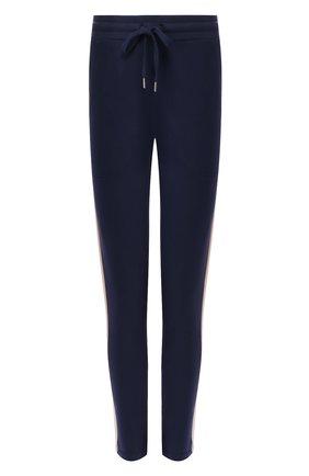 Женские хлопковые брюки MEY темно-синего цвета, арт. 16_677_408 | Фото 1