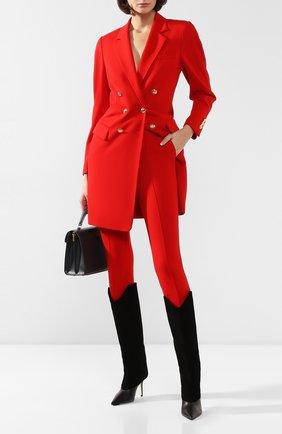 Женские брюки ESCADA SPORT красного цвета, арт. 5032308 | Фото 2