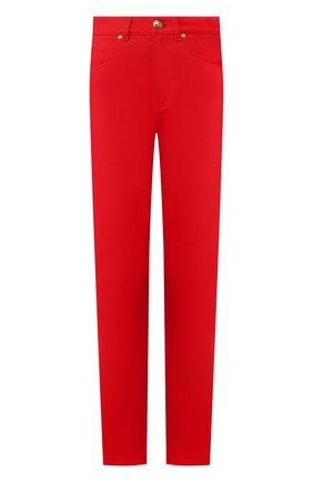Женские джинсы ESCADA SPORT красного цвета, арт. 5032535 | Фото 1
