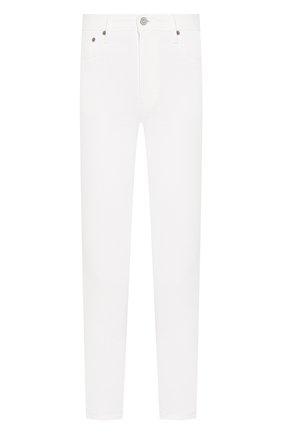 Женские джинсы MOUSSY белого цвета, арт. 025CAC12-1113 | Фото 1