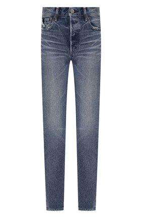 Женские джинсы MOUSSY голубого цвета, арт. 025CAC11-2080   Фото 1