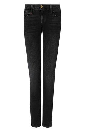 Женские джинсы FRAME DENIM черного цвета, арт. LN504 | Фото 1