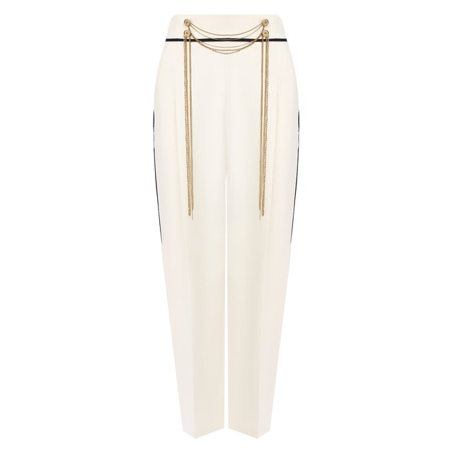 Шерстяные брюки Oscar de la Renta
