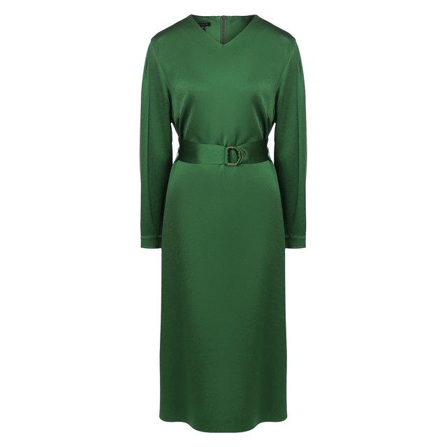 Платье с поясом Escada — Платье с поясом