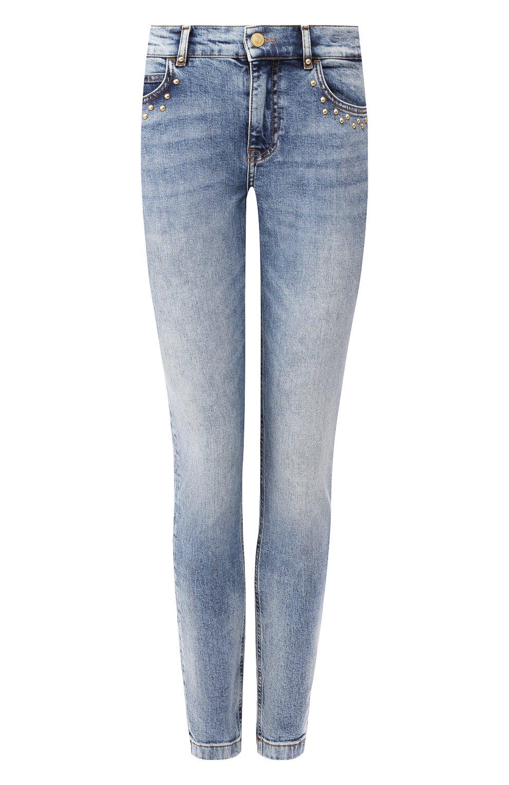 Женские джинсы ESCADA SPORT голубого цвета, арт. 5032487 | Фото 1