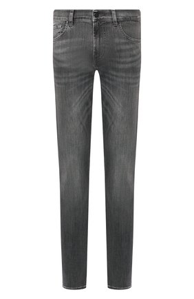 Мужские джинсы 7 FOR ALL MANKIND серого цвета, арт. JSMSR730PE | Фото 1