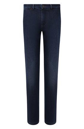 Мужские джинсы 7 FOR ALL MANKIND темно-синего цвета, арт. JSU3R750VD | Фото 1