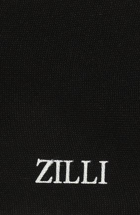 Мужские хлопковые носки ZILLI черного цвета, арт. MGQ-BJACZ-C0T0N/CPZ1 | Фото 2