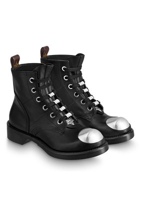 Кожаные ботинки Metropolis | Фото №1