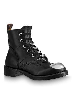 Кожаные ботинки Metropolis | Фото №2