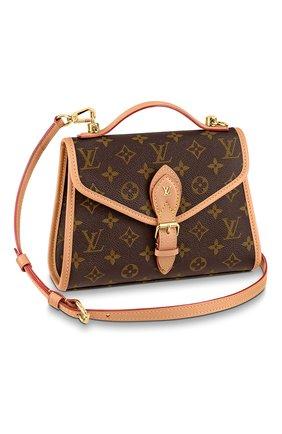 Женская сумка lv ivy LOUIS VUITTON коричневого цвета, арт. M44919 | Фото 1
