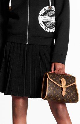 Женская сумка lv ivy LOUIS VUITTON коричневого цвета, арт. M44919 | Фото 2