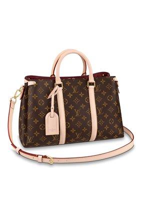 Женская сумка soufflot mm LOUIS VUITTON коричневого цвета, арт. M44816 | Фото 1