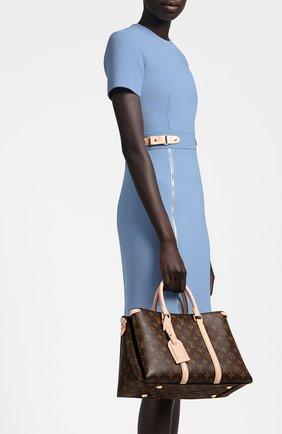 Женская сумка soufflot mm LOUIS VUITTON коричневого цвета, арт. M44816 | Фото 2