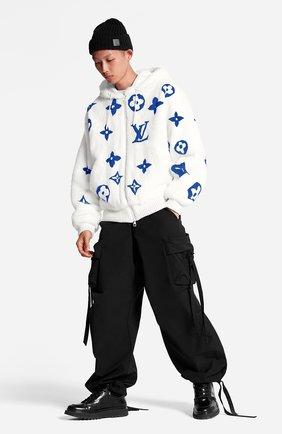 Куртка из меха норки Monogram | Фото №2
