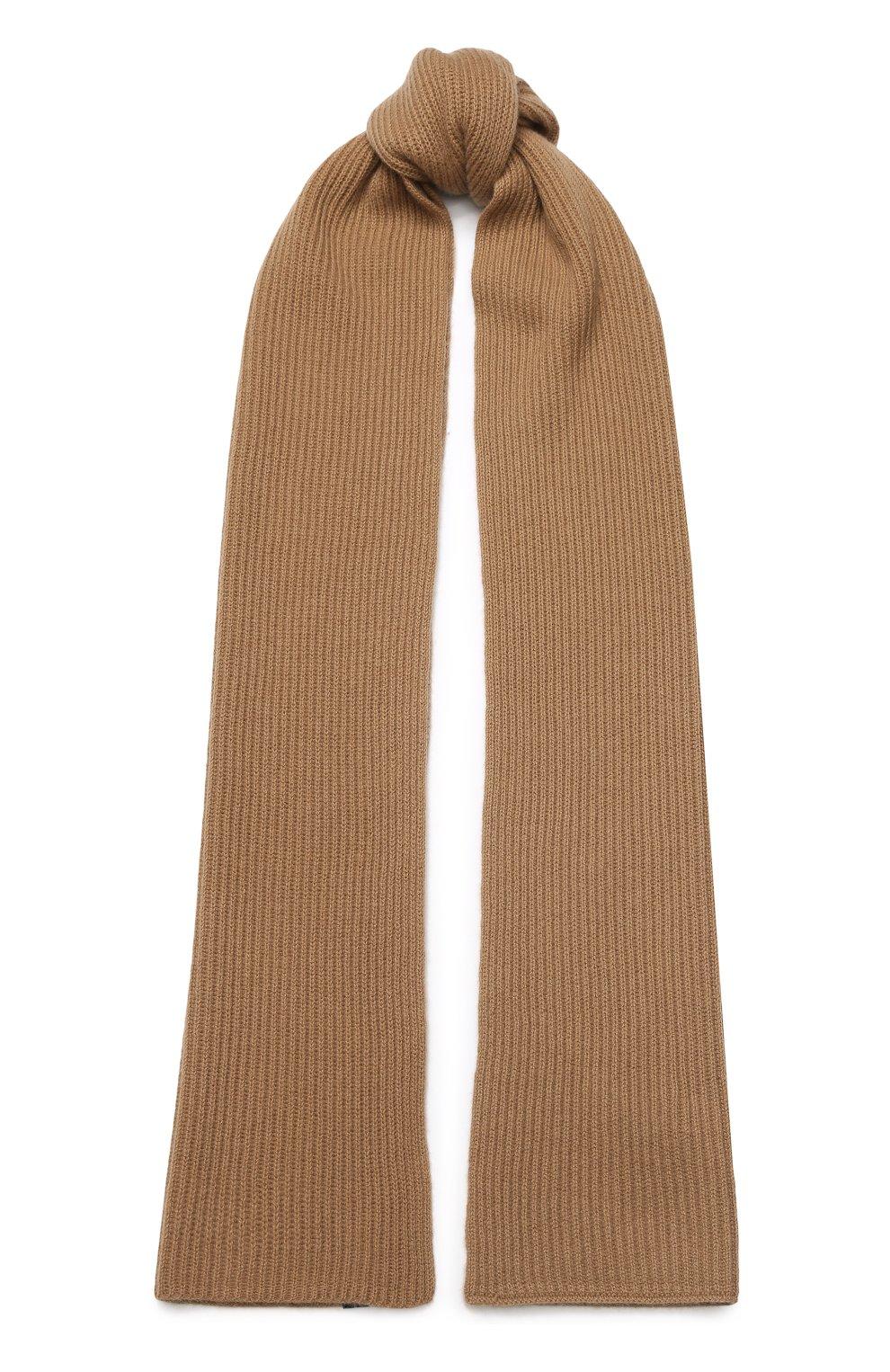 Женский кашемировый шарф RAG&BONE бежевого цвета, арт. WJK19F00148T14 | Фото 1