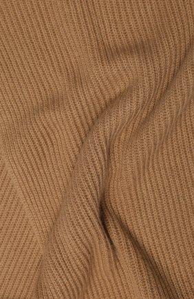 Женский кашемировый шарф RAG&BONE бежевого цвета, арт. WJK19F00148T14 | Фото 2