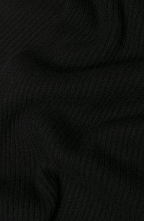 Мужские кашемировый шарф RAG&BONE черного цвета, арт. WJK19F00148T14 | Фото 2