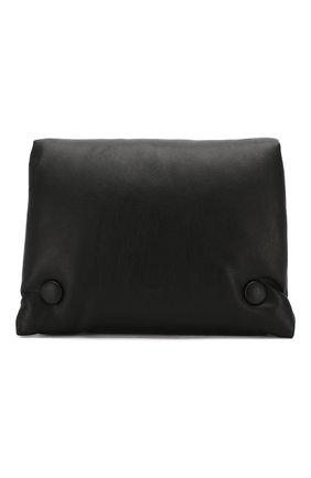 Женская поясная сумка tao NANUSHKA черного цвета, арт. TA0 BELT_BLACK_ALTER NAPPA | Фото 1