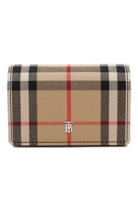 Женская сумка jessie BURBERRY бежевого цвета, арт. 8016982   Фото 1
