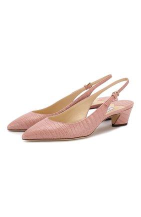 Кожаные туфли Gemma 40 | Фото №1