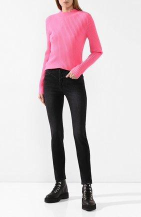 Женские джинсы 3X1 черного цвета, арт. W3CDY0921/RAVEN | Фото 2