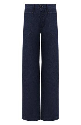 Женские джинсы RRL синего цвета, арт. 282737560 | Фото 1