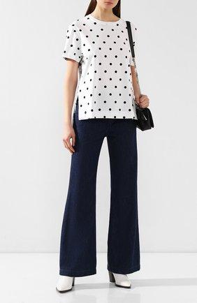Женские джинсы RRL синего цвета, арт. 282737560 | Фото 2