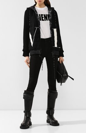 Куртка из смеси вискозы и шерсти | Фото №2