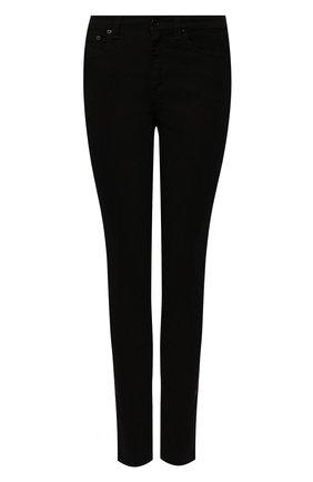 Женские джинсы RAG&BONE черного цвета, арт. WDD19F266401SB | Фото 1