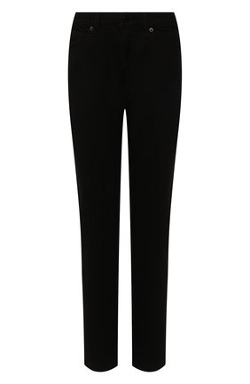 Женские джинсы RAG&BONE черного цвета, арт. WDD19F264301SB | Фото 1