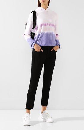 Женские джинсы RAG&BONE черного цвета, арт. WDD19F264301SB | Фото 2