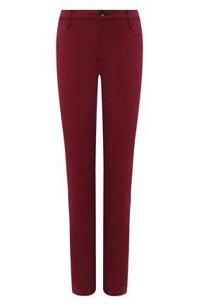 Женские брюки AG бордового цвета, арт. SBW1613/GBRY | Фото 1