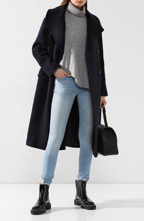 Женские джинсы RAG&BONE синего цвета, арт. WDD19F2650I0AX | Фото 2