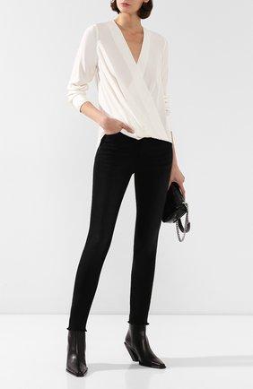 Женские джинсы RAG&BONE серого цвета, арт. WDD19F2667CCJA | Фото 2