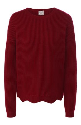 Женский кашемировый свитер FTC бордового цвета, арт. 770-0170 | Фото 1