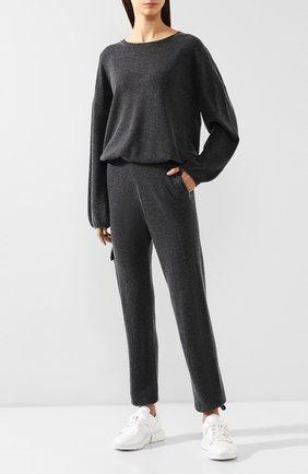 Женские джоггеры FTC темно-серого цвета, арт. 776-0070 | Фото 2