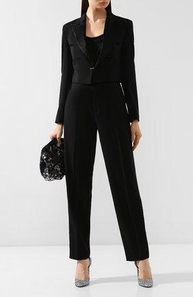 Женский жакет ESCADA SPORT черного цвета, арт. 5031831 | Фото 2