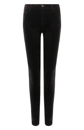 Женские джинсы J BRAND черного цвета, арт. JB002573   Фото 1