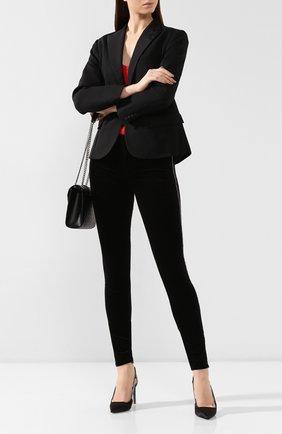 Женские джинсы J BRAND черного цвета, арт. JB002573   Фото 2