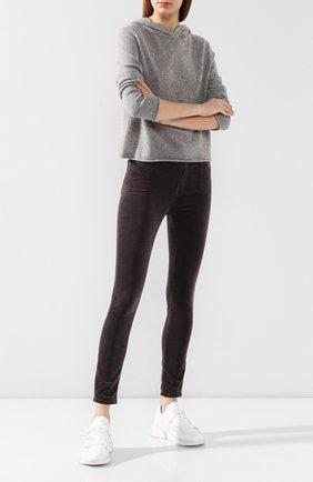 Женские джинсы J BRAND серого цвета, арт. JB002546 | Фото 2