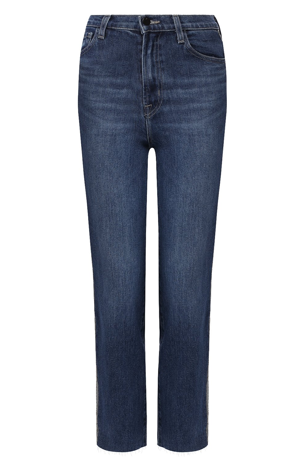 Женские джинсы J BRAND синего цвета, арт. JB002483 | Фото 1