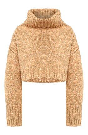 Женский свитер CULT GAIA золотого цвета, арт. 93002Z04 G0L | Фото 1