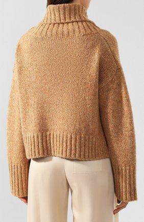 Женский свитер CULT GAIA золотого цвета, арт. 93002Z04 G0L | Фото 4
