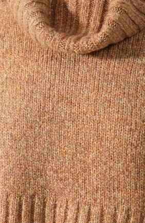 Женский свитер CULT GAIA золотого цвета, арт. 93002Z04 G0L | Фото 5